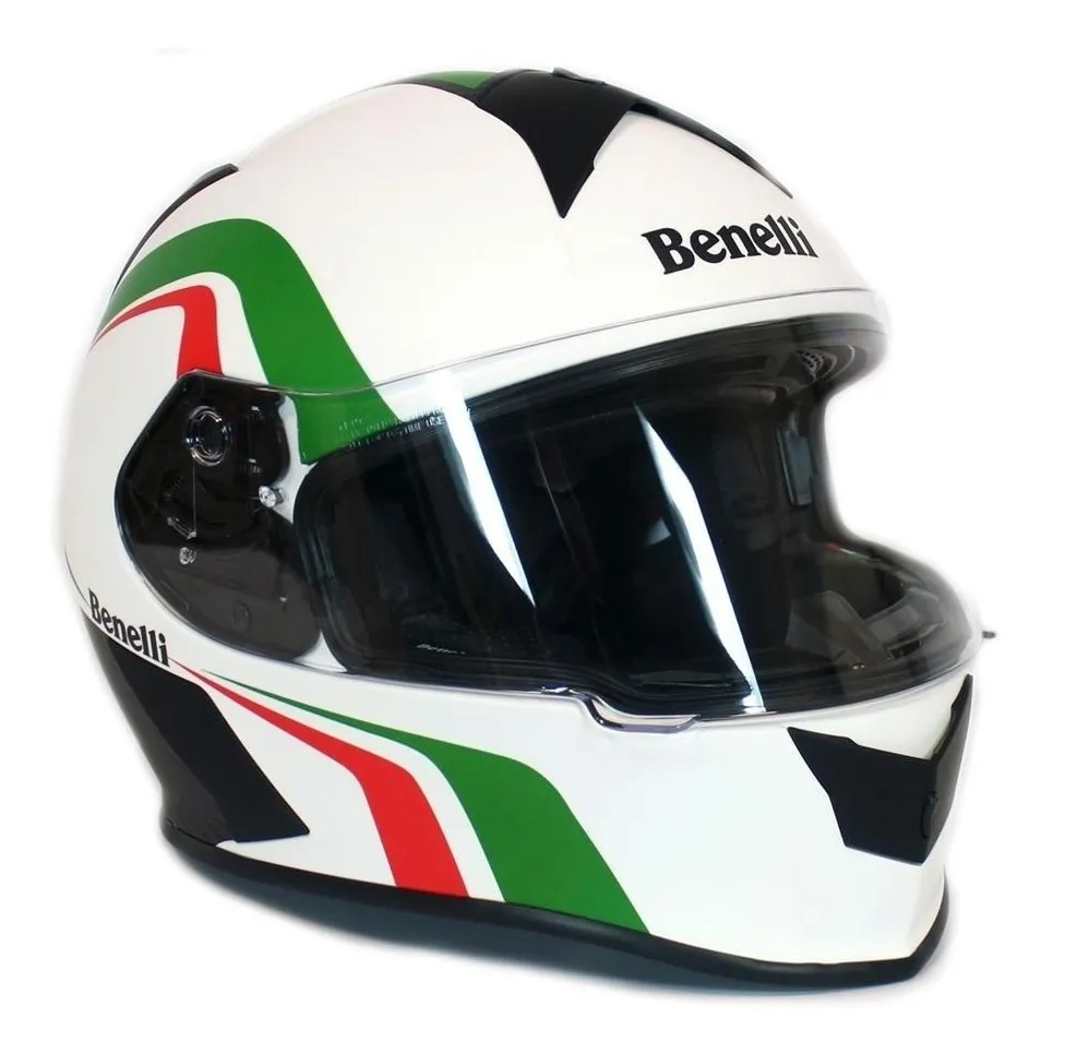 CASCO FULL FACE BG-28 WHITE