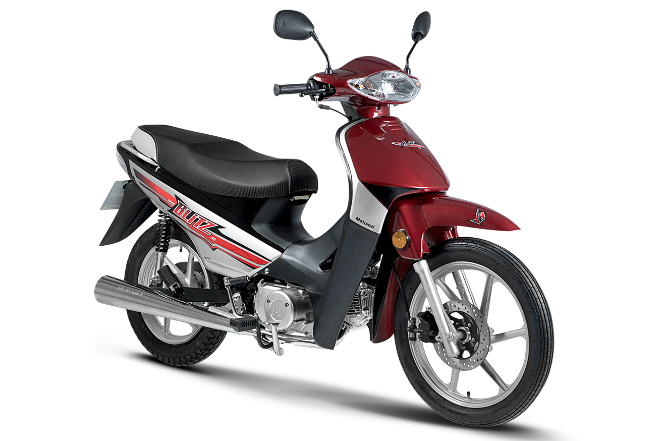 Motomel BLITZ 110 V8 Full